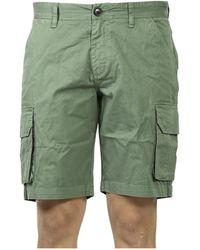 Sun 68 Shorts - Vert