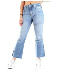 Versace Jeans Couture - A1hza0h460564 Broek Vrouwen - Lyst