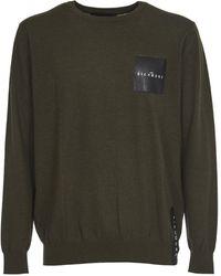 John Richmond Sweater - Groen