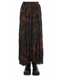Jucca J3415014 Skirt - Zwart