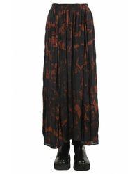Jucca J3415014 skirt - Negro