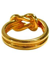 Hermès Tweedehands Sieradenset - Geel