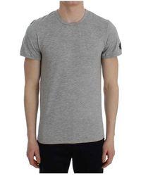 Ermanno Scervino Modal stretch crew-neck underwear t-shirt - Gris