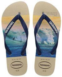 Havaianas Sandals - Blauw