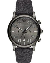 Emporio Armani Watch Ar11154 - Nero
