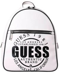 Guess Hwwy8110330 Rugzak - Wit