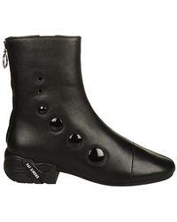 Raf Simons Boots - Zwart