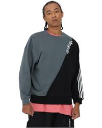 DUCA DI MORRONE Sweater - Blauw