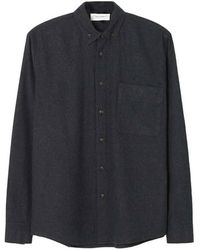American Vintage Shirt - Negro
