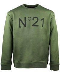 N°21 Sweat - Groen