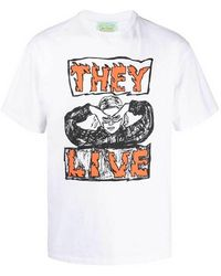 Aries - They Live T-Shirt - Lyst