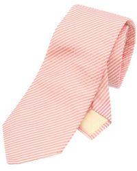 Hermès Stropdas - Roze