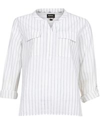 Barbour Finstown Shirt - Wit
