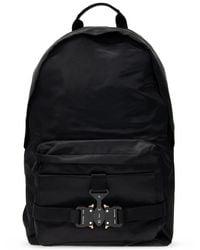 N°21 Buckled backpack - Nero