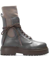 Le Silla Ranger Ankle Boots - Grijs