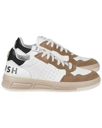 WOMSH Sneakers - Braun