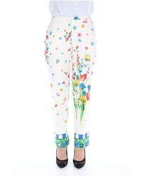 Blugirl Blumarine Trousers - Wit