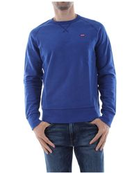 Levi's 56176 Icon Sweater - Blauw