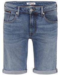 Represent - Shorts Denim - Lyst