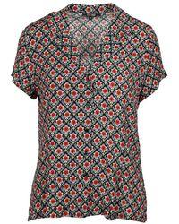 King Louie Shirt - Zwart