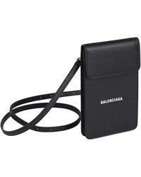 Balenciaga Phone Case - Zwart