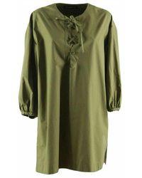 Department 5 Dress - Groen