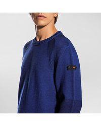Peuterey - Sweater Azul - Lyst