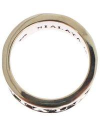Nialaya 925 Ring Gris