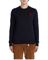 AMI Sweater - Blauw