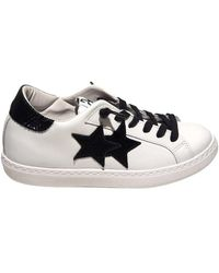 2Star Sneakers - Wit