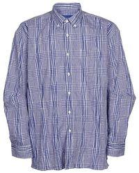 ADER error Shirt - Blauw