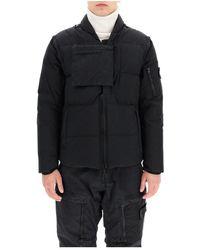 Stone Island Shadow project jacket - Noir