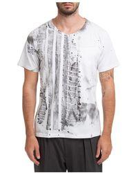 Gabriele Pasini Short sleeve t-shirt - Blanc