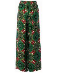 Motel Trousers Verde