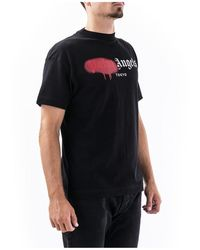 Miu Miu Vintage T-Shirt Negro - Gris