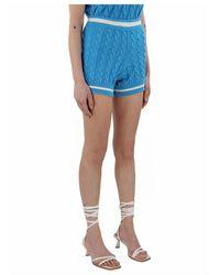 ViCOLO Camicia maniche lunghe Azul