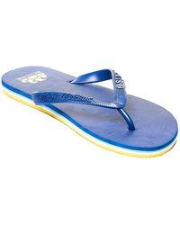 Sundek Slippers - Blu
