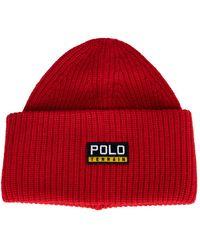 Polo Ralph Lauren Beanie - Rood