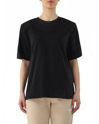 ViCOLO Uh0082 T-shirt - Zwart