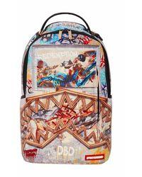 Sprayground Backpack - Oranje