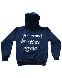 Yeezy Born Again Hooded Sweatshirt - Blauw