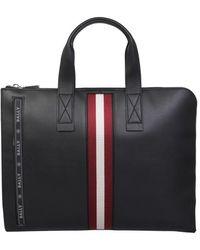Bally Henri Business Bag - Zwart