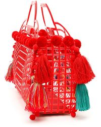 Dolce & Gabbana Kendra Tas - Rood