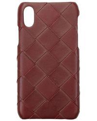 Bottega Veneta Porta Iphone - Rood