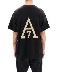 WEILI ZHENG All star t-shirt Negro