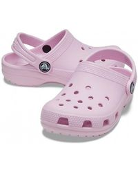 Crocs™ Classic Ballerina Clogs Rosa