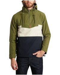 Faguo Anorak Jacket - Groen