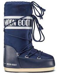 Moon Boot Winter Boots - Blauw