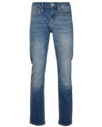 FRAME Jeans - Blauw