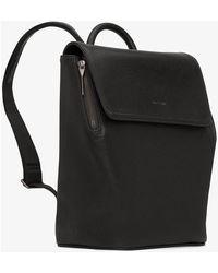 Matt & Nat Fabi Mini Vintage Backpack - Zwart